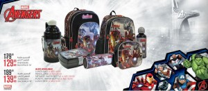 Avengers School Bags