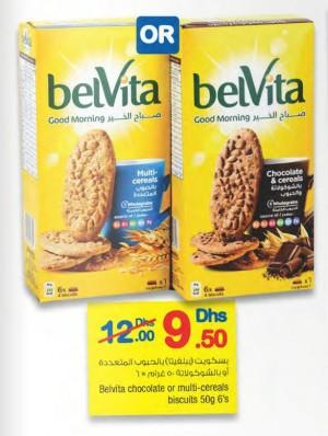 Belvita Cereal Biscuits