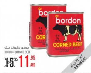 Bordon Corned Beef