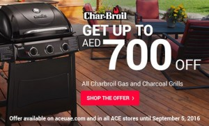 Charbroil Gas & Charcoal Grills