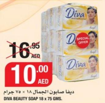 Diva Beauty Soap