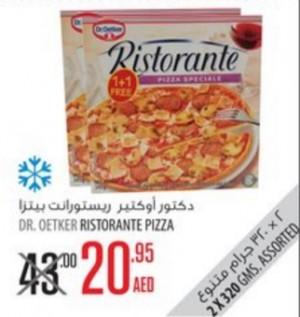 Dr Oetker Ristorante Pizza