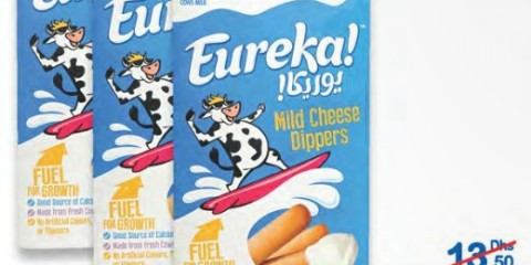 Eureka Cheese Dippers