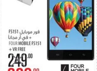 Four Mobile FS151