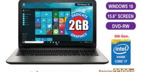 HP i7 Laptop