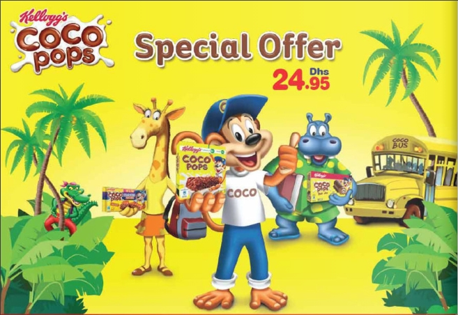 Coco Pops Special Offer