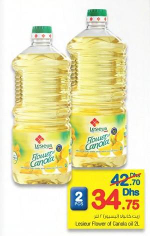 Lesieur Flower of Canola Oil