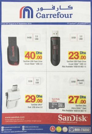 SanDisk USB Flash Drive Deals