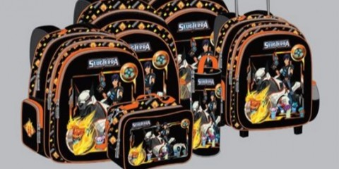 Slugterra Trolley & Backpacks