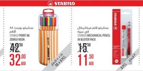 Stabilo School Supplies