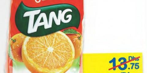Tang powdered drink orange