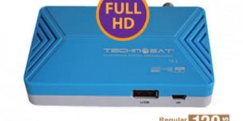 Technosat Satellite Receiver