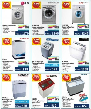 Washing Machine Great Deals