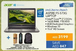 Acer Aspire F5-573G Laptop