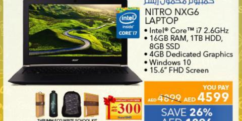 Acer Nitro NXG6 Laptop