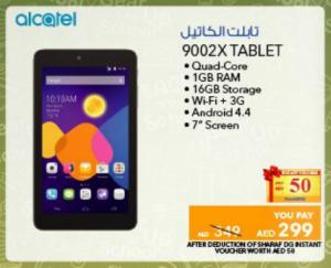 Alcatel 9002X Tablet