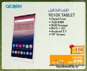 Alcatel 9010X Tablet
