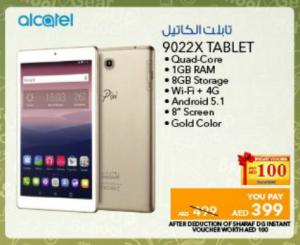 Alcatel 9022X Tablet