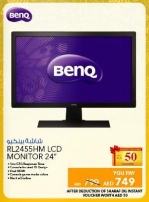 BenQ RL2455HM LCD monitor