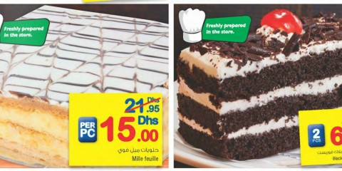 carrefour cakes