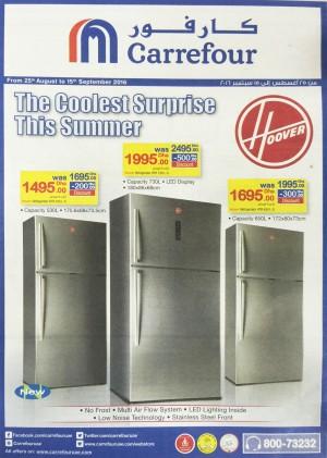 Hoover Coolest Summer Surprise