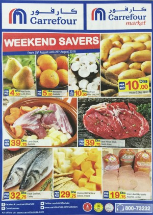 Carrefour Weekly Savers