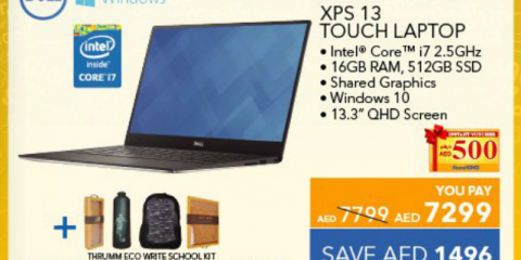 Dell XPS 13 Touch Laptop