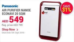 Air Purifier Nanoe Econavi