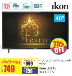 Ikon LED TV
