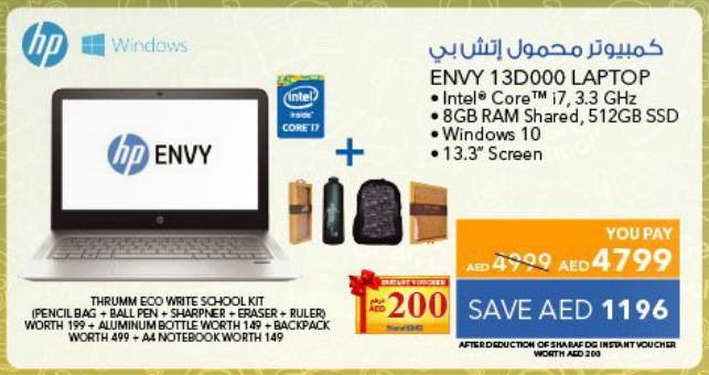 HP Envy 13D000 Laptop