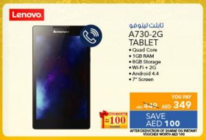 Lenovo A730-2G Tablet