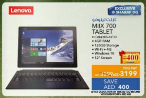 Lenovo MIIX 700 Tablet