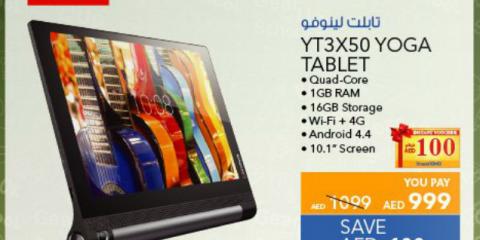 Lenovo YT3X50 Yoga Tablet