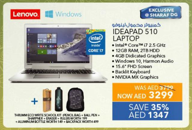 Lenovo Ideapad 510 Laptop