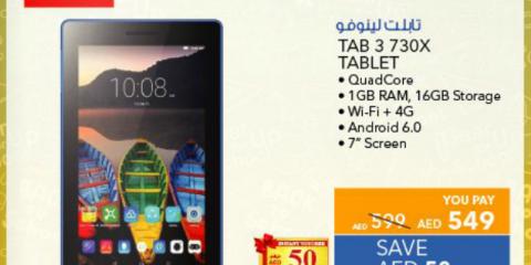 Lenovo Tab 3 730X Tablet