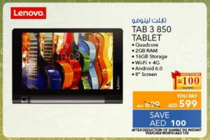 Lenovo Tab 3 850 Tablet