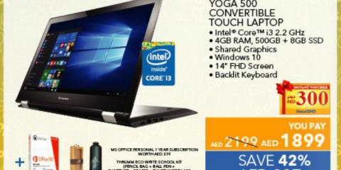 Lenovo Yoga 500 Laptop