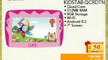 Life Kids Tab QCRDTN