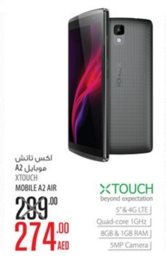xtouch Mobile A2 Air