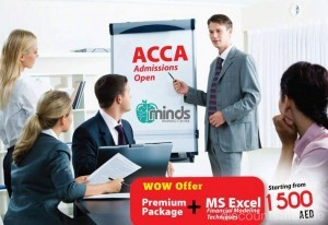 ACCA preparation at MINDS Training Centre