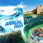 Aquaventure Waterpark Annual Pass from only AED 495