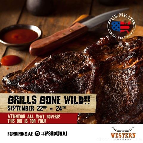 BUY 1 GET 1 FREE at Western Steakhouse