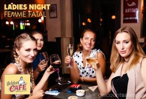 Belgian Cafe 'Souk Madinat Jumeirah' Ladies Night