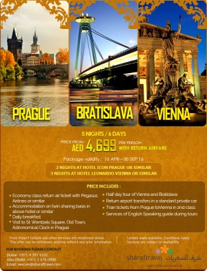 Europe Tour Package