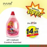 Comfort 4 Litre keep cloths Fresh and Soft Nesto Hypermarket