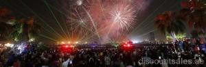 Eid Al Adha Fireworks Display