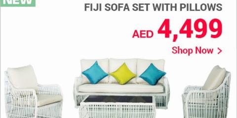 NEW FIJI Sofa Set