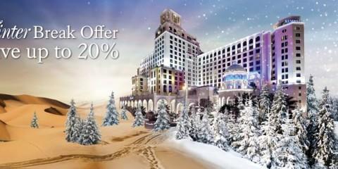 Kempinski Hotel Winter Break Offer