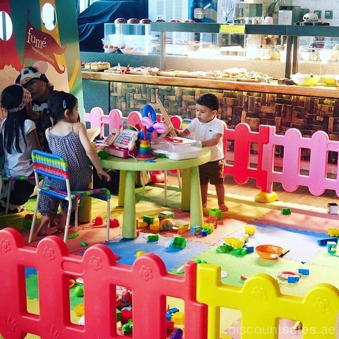 Kids Brunch at Fume Neighborhood Eatery Dubai