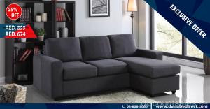 Lara Right Left Reversible Corner Sofa
